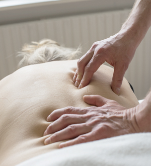 Body Relief behandling Aleks Carendi